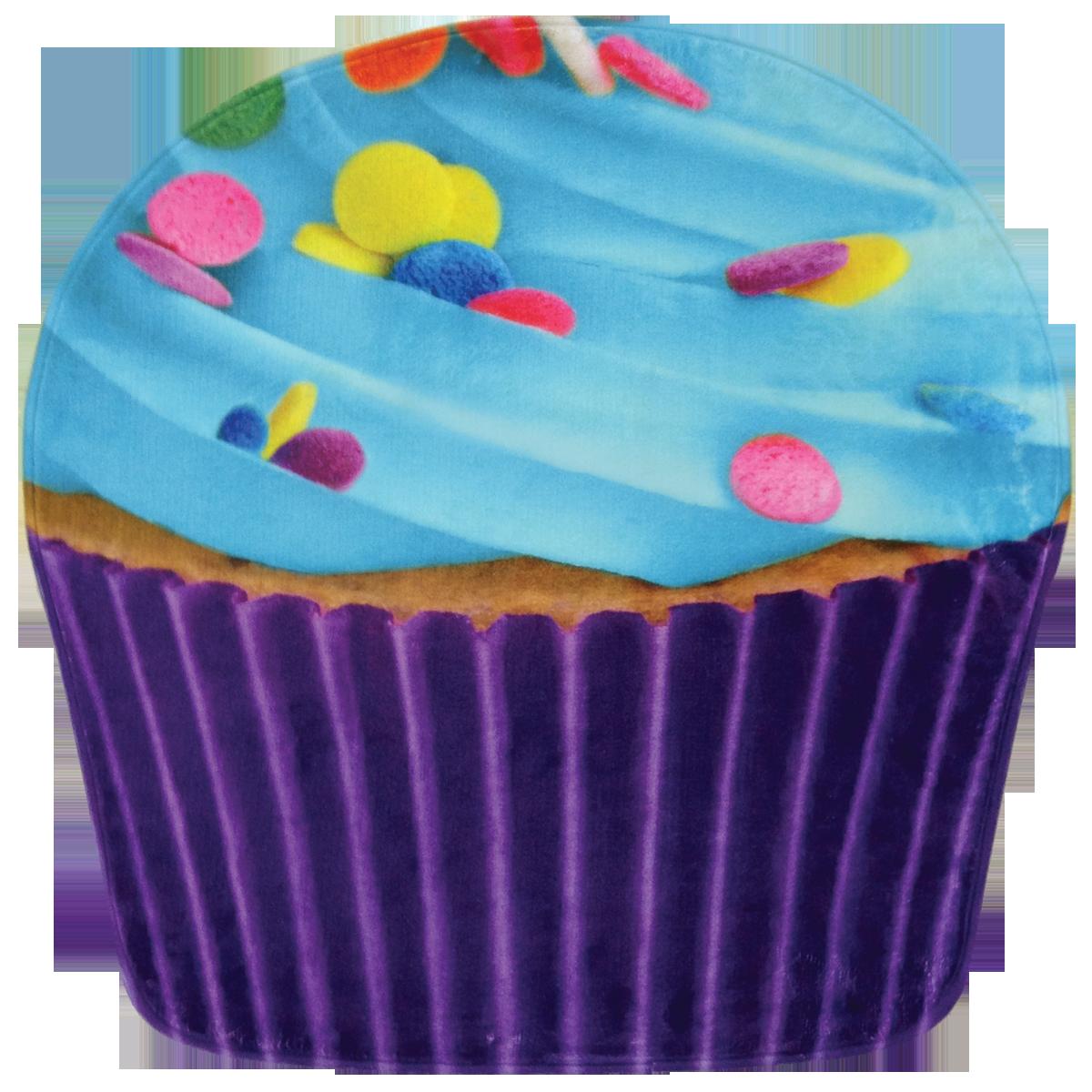 Rubber queen floor mats - Floor Mats Purple Cupcake Floor Mat