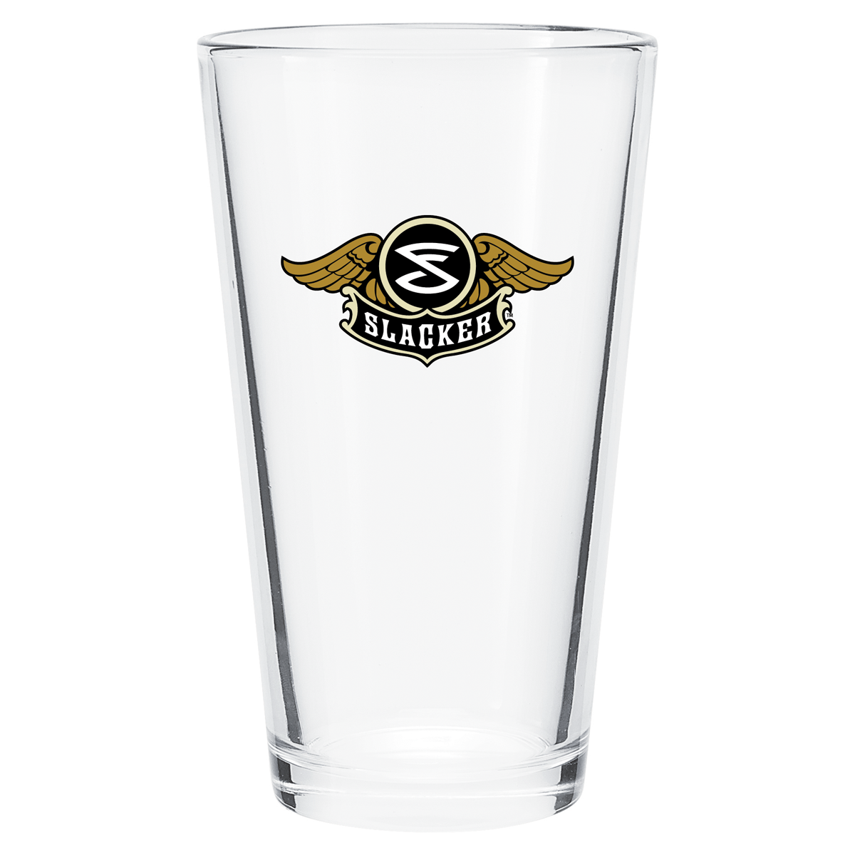 16 Oz. Custom Pint Glass | Pint Glass with Logo | Mines Press