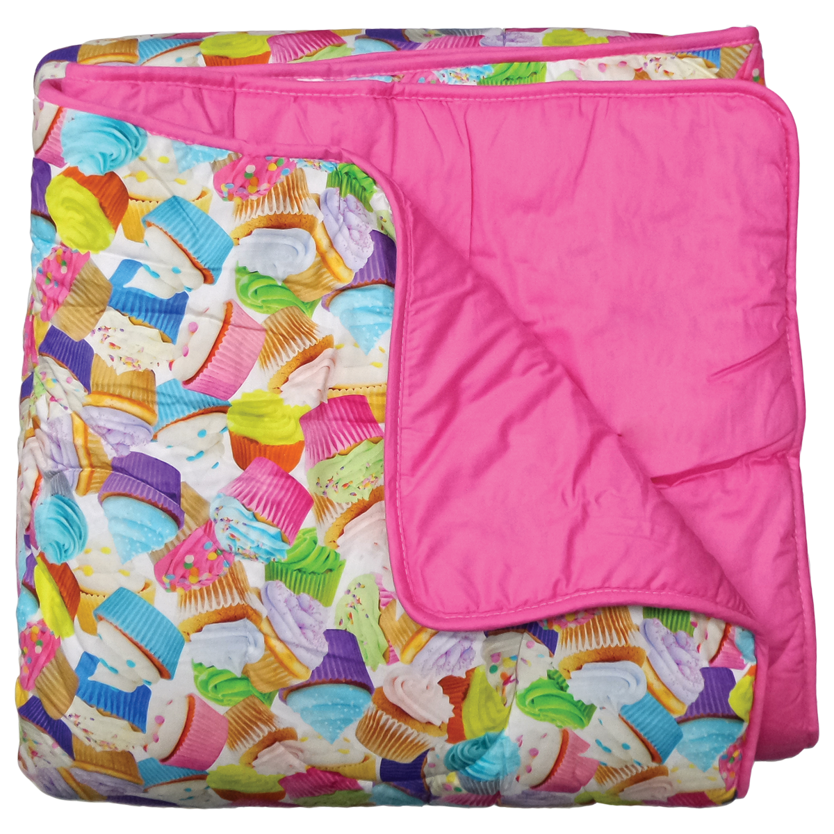 cupcakes xl twin comforter  iscream - picture of cupcakes xl twin comforter picture of cupcakes xl twin comforter