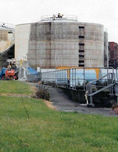 Anaerobic Digester in Stockport.
