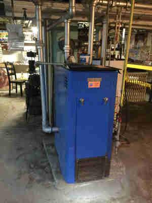 Water or Steam Boiler Repair Michigan City, Indiana