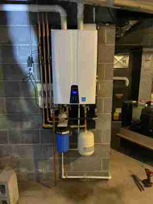 Gas Tankless Hot Water Heaters Bloomfield, Michigan