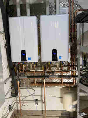 Gas Tankless Hot Water Heaters Riverview , Michigan