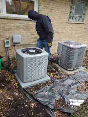AC Cooling and Air Conditioning Systems Olympia Fields,, Illinois