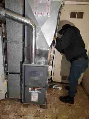 Gas Furnaces Homewood,, Illinois