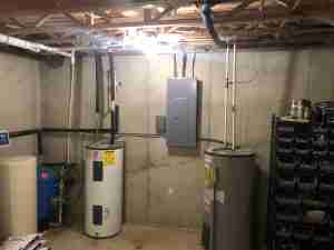 Gas Tankless Hot Water Heaters Fenton, Michigan