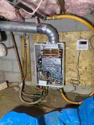 Tankless Water Heater Service Davisburg , Michigan