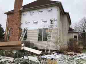 Insurance Restoration Sugar Grove, Illinois