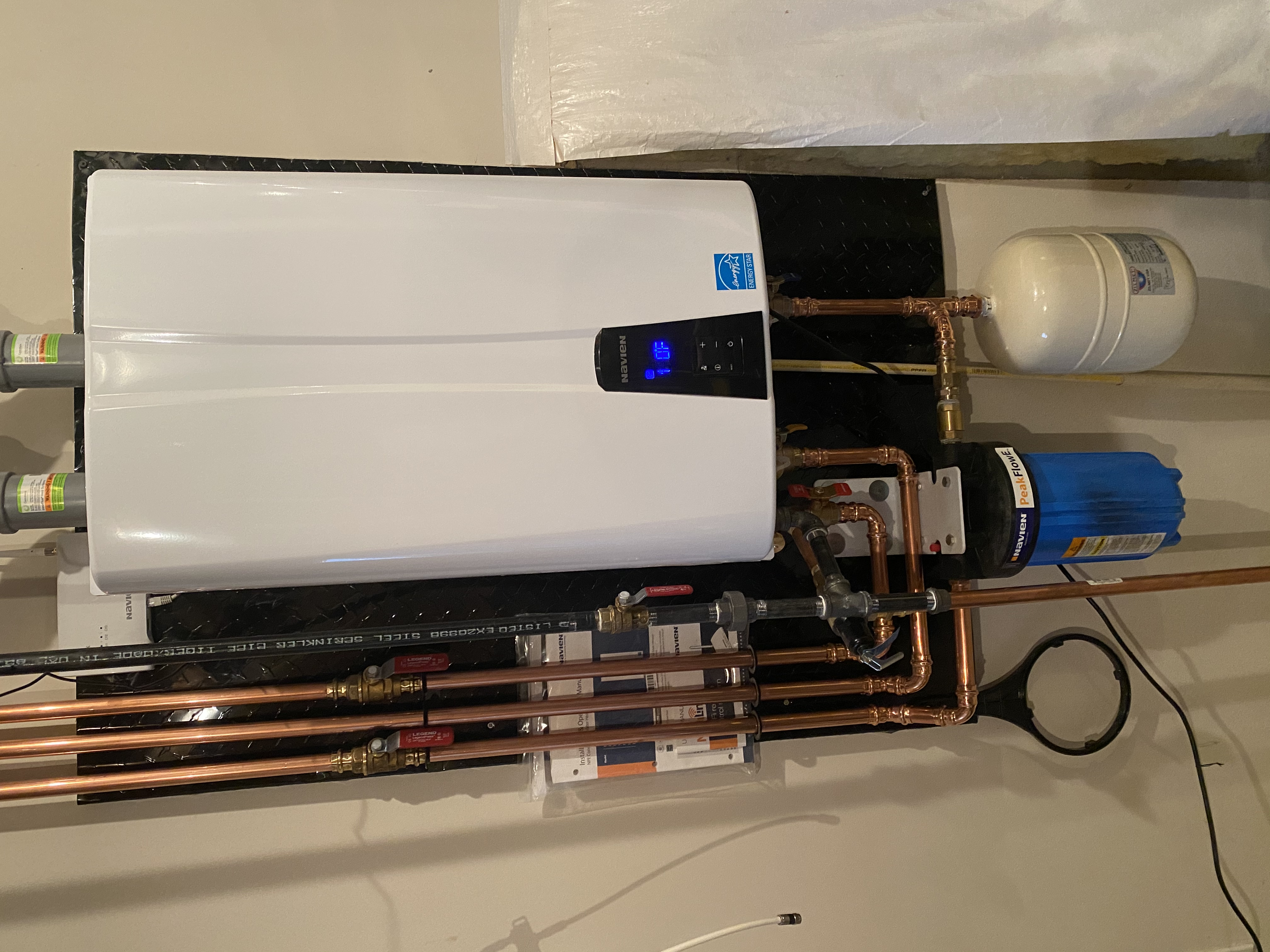 Gas Tankless Hot Water Heaters Northville, Michigan