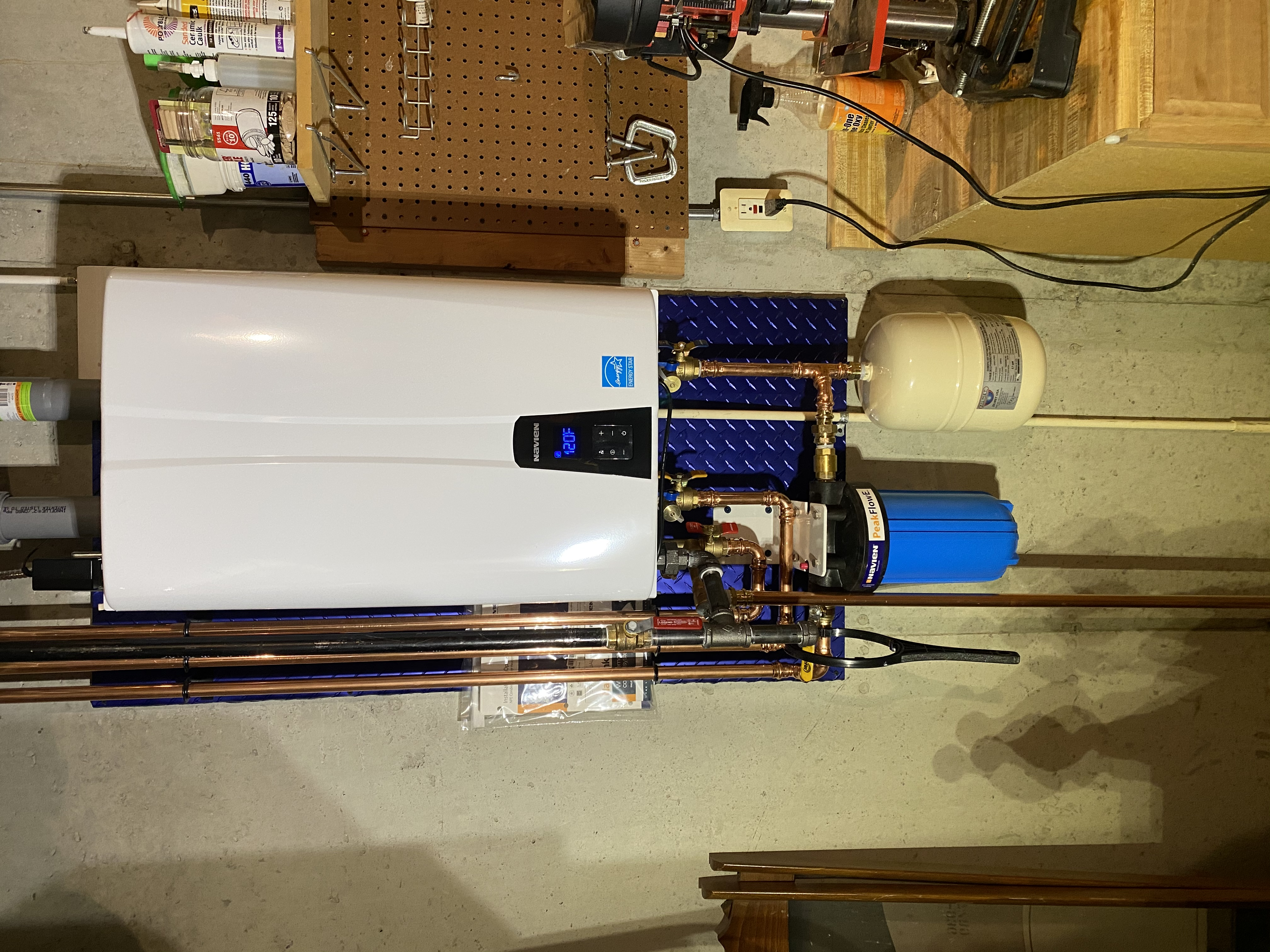 Gas Tankless Hot Water Heaters Milford, Michigan