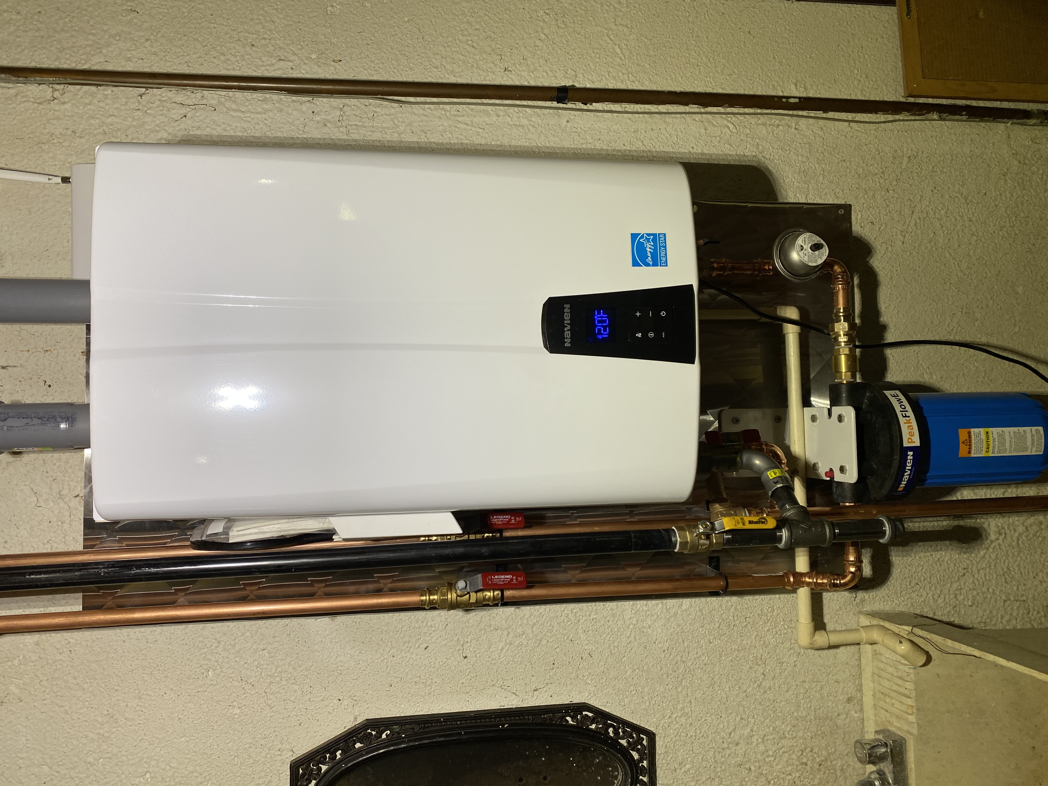 Gas Tankless Hot Water Heaters Troy, Michigan