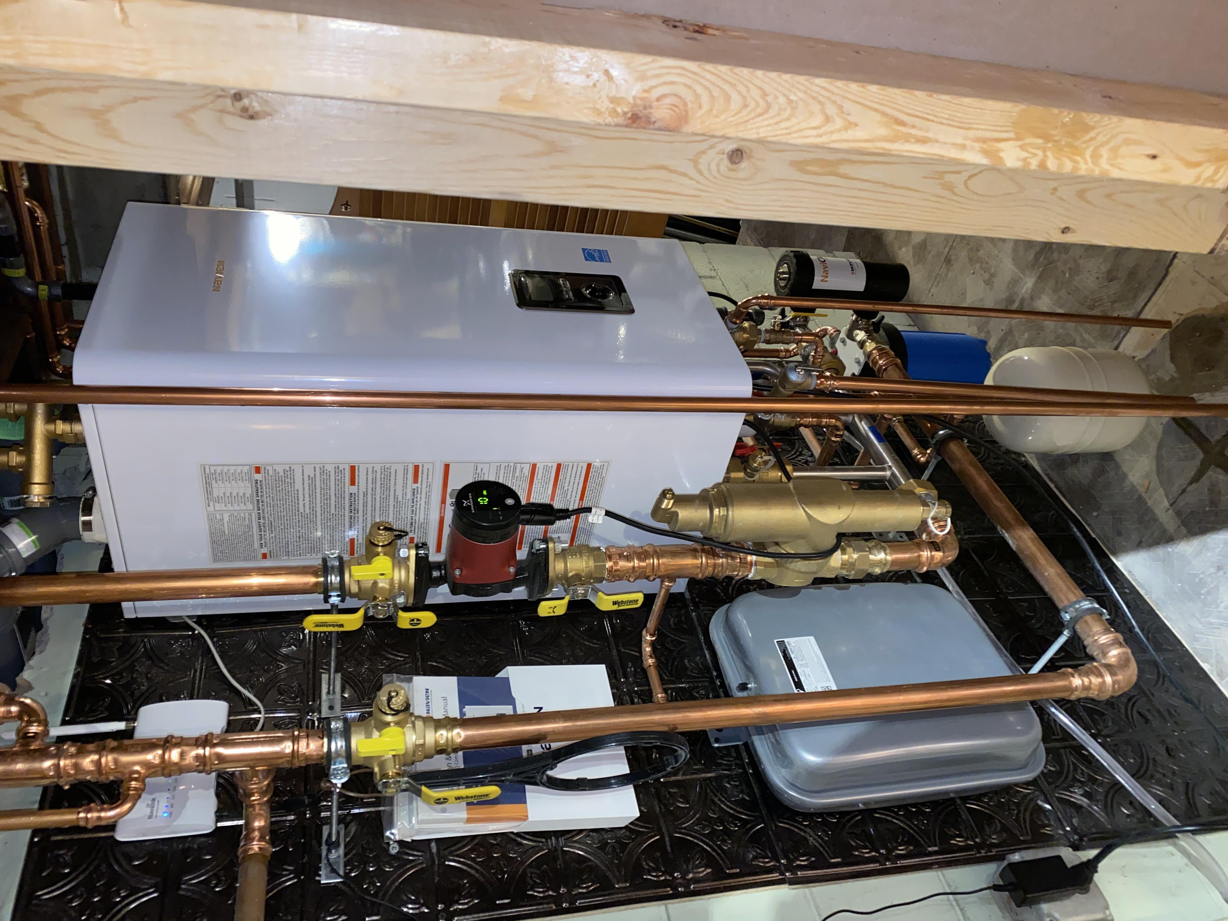 Gas Boilers Trowbridge, Michigan