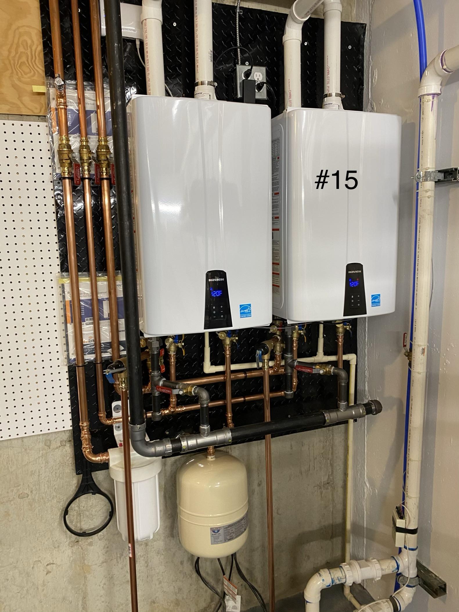 Gas Tankless Hot Water Heaters Birmingham , Michigan