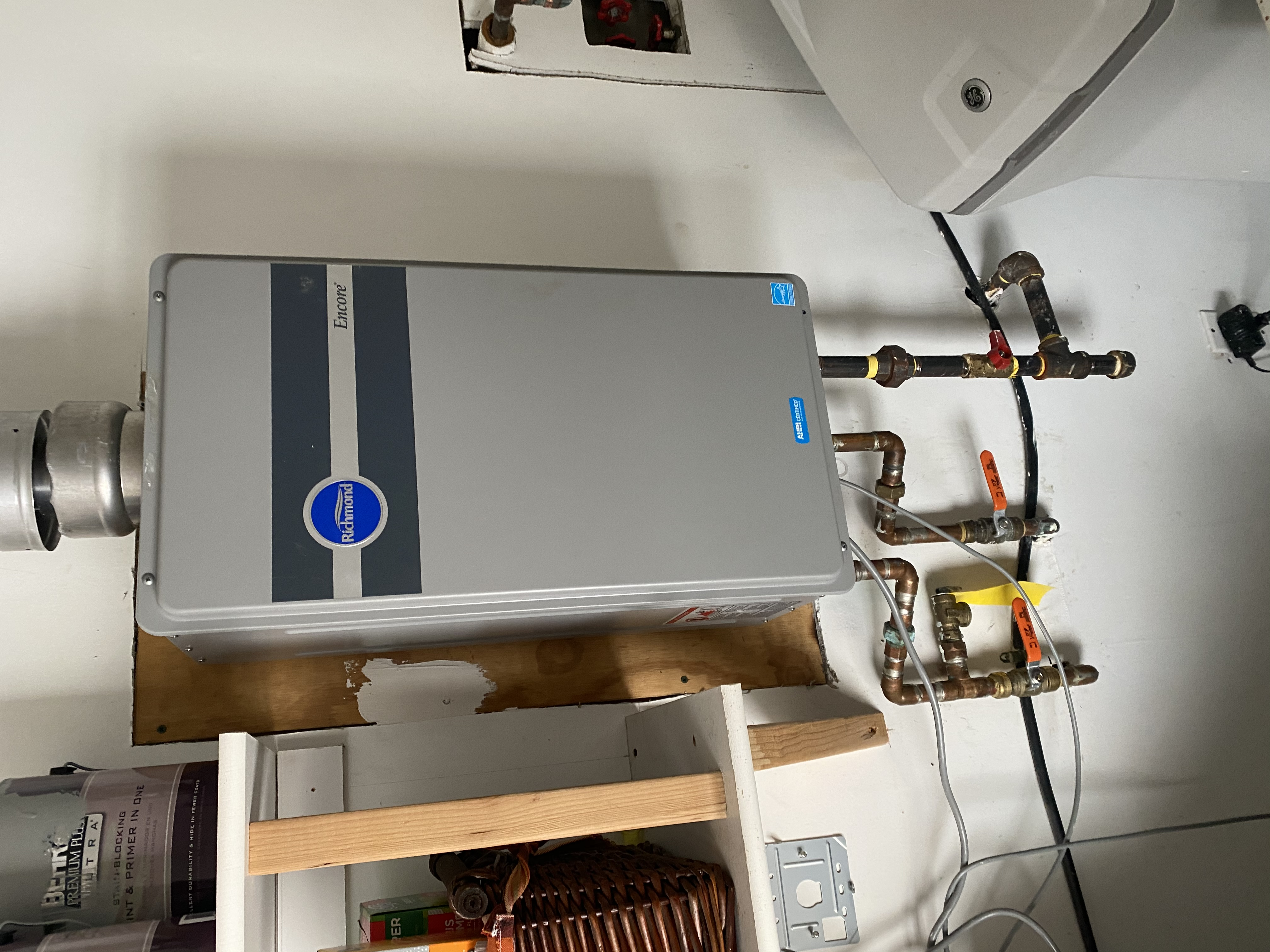 Gas Tankless Hot Water Heaters Highland, Michigan