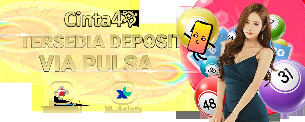 DEPOSIT PULSA