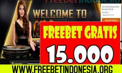 freebet terbaru tanpa syarat