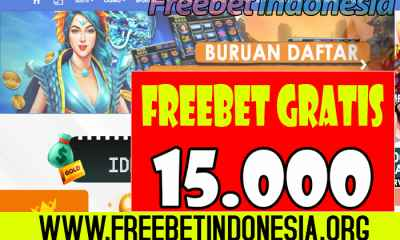Freebet Slot Tanpa Deposit