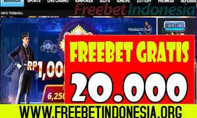Freebet pondok betting