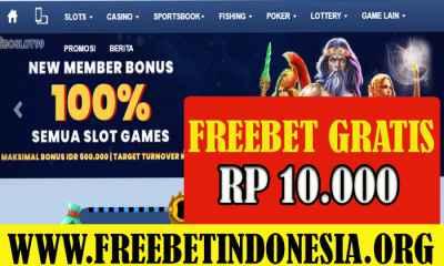Freebet sboslot99