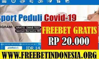 Freebet ibosport 1