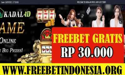 Freebet kadal4d