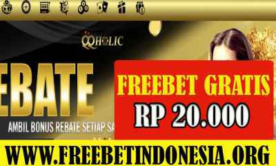 Freebet qqholic