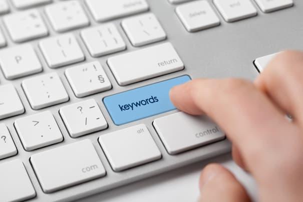 Faça melhorias adequadas de palavras-chave