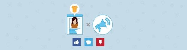 Personalize seus esforços de mídia social