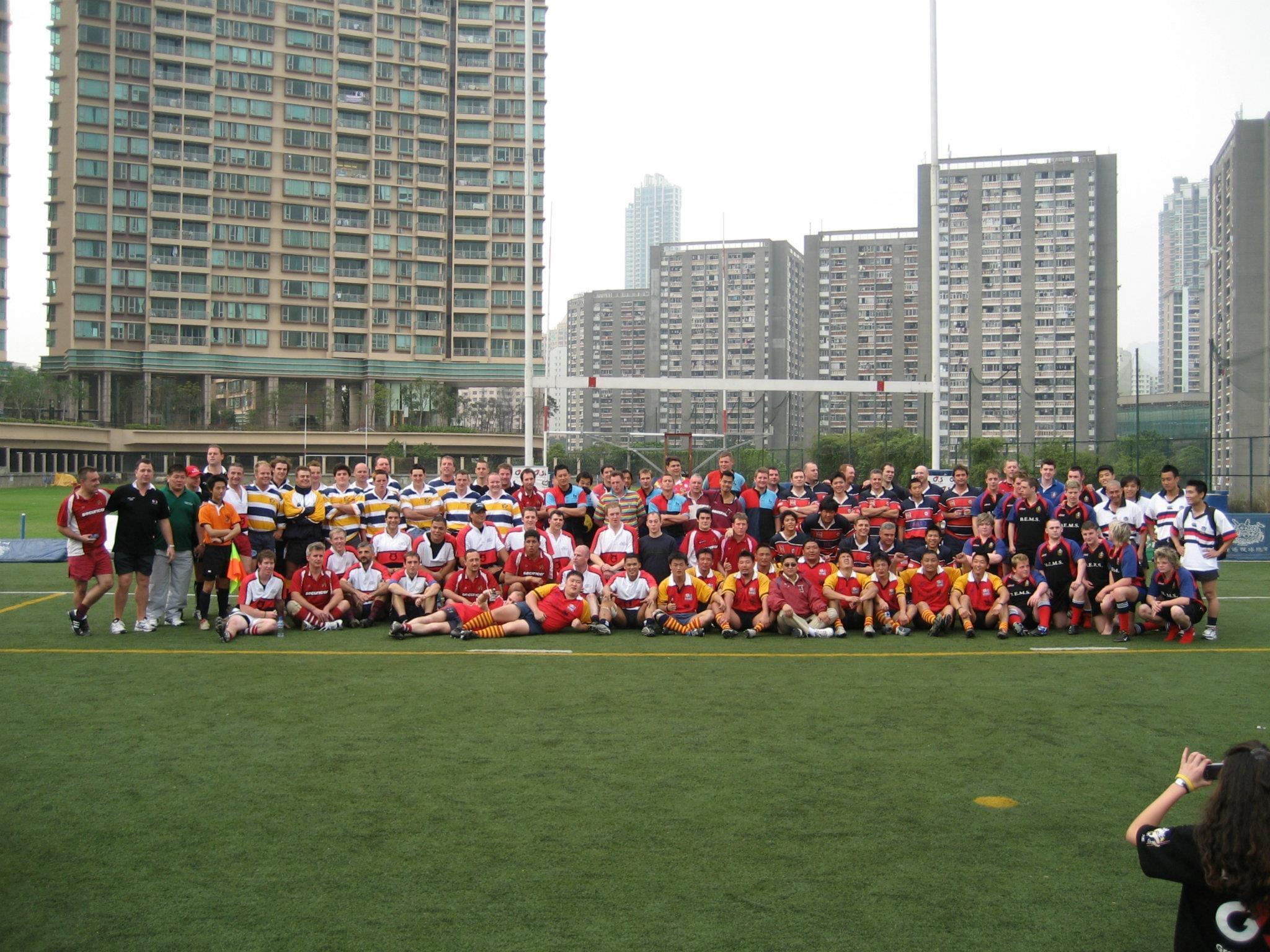 """2005 он Хонг Конг """"Хонг Конг Тэнс"""" олон улсын тэмцээн"""