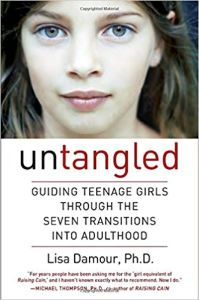Untangled, The seven transitions into adulthood