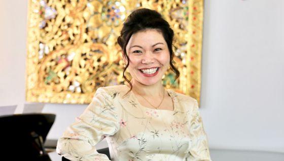 Meet Mina Zheng