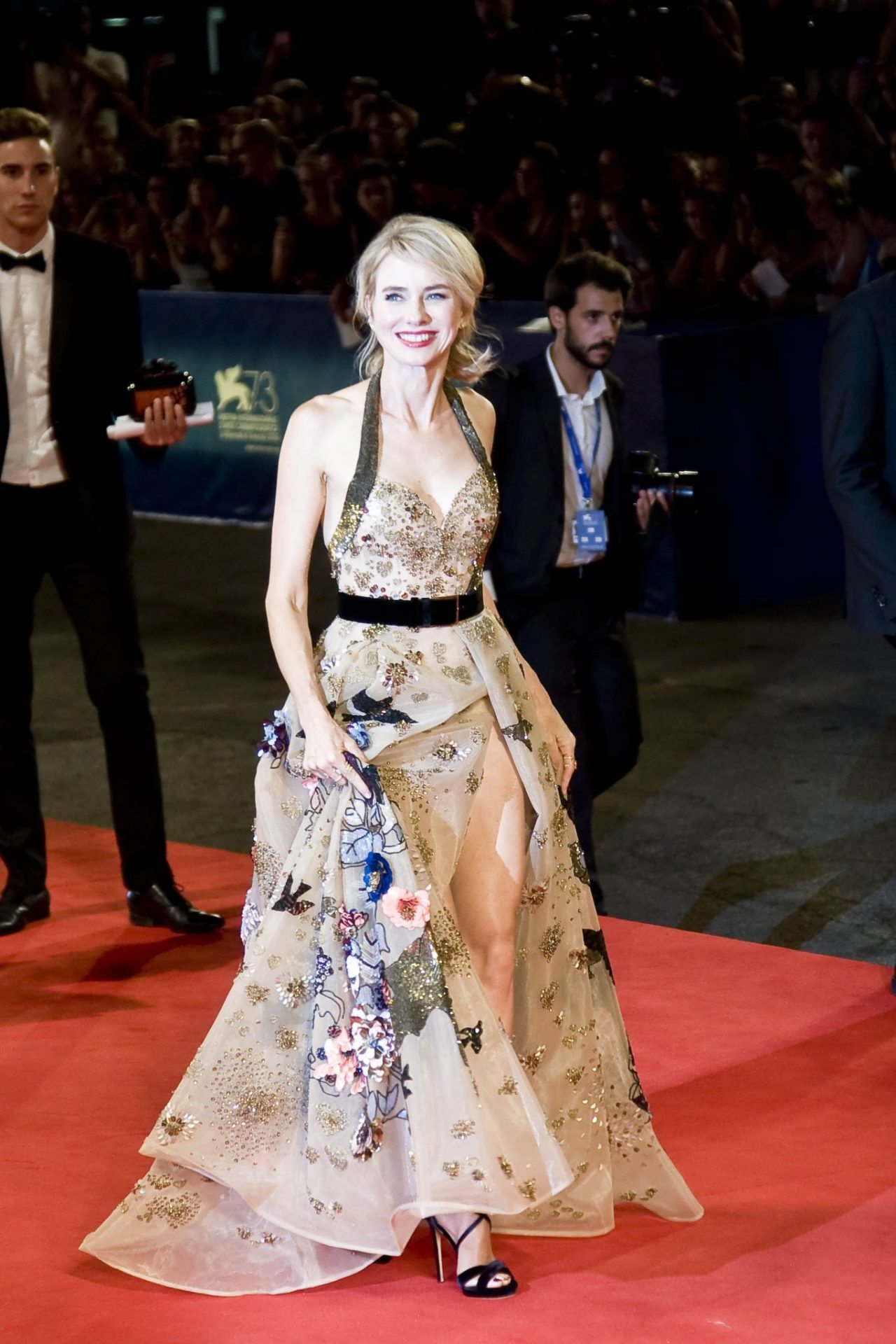 """73rd Edition of Venice Film Fest Premiere of the film """"The Bleeder """""""