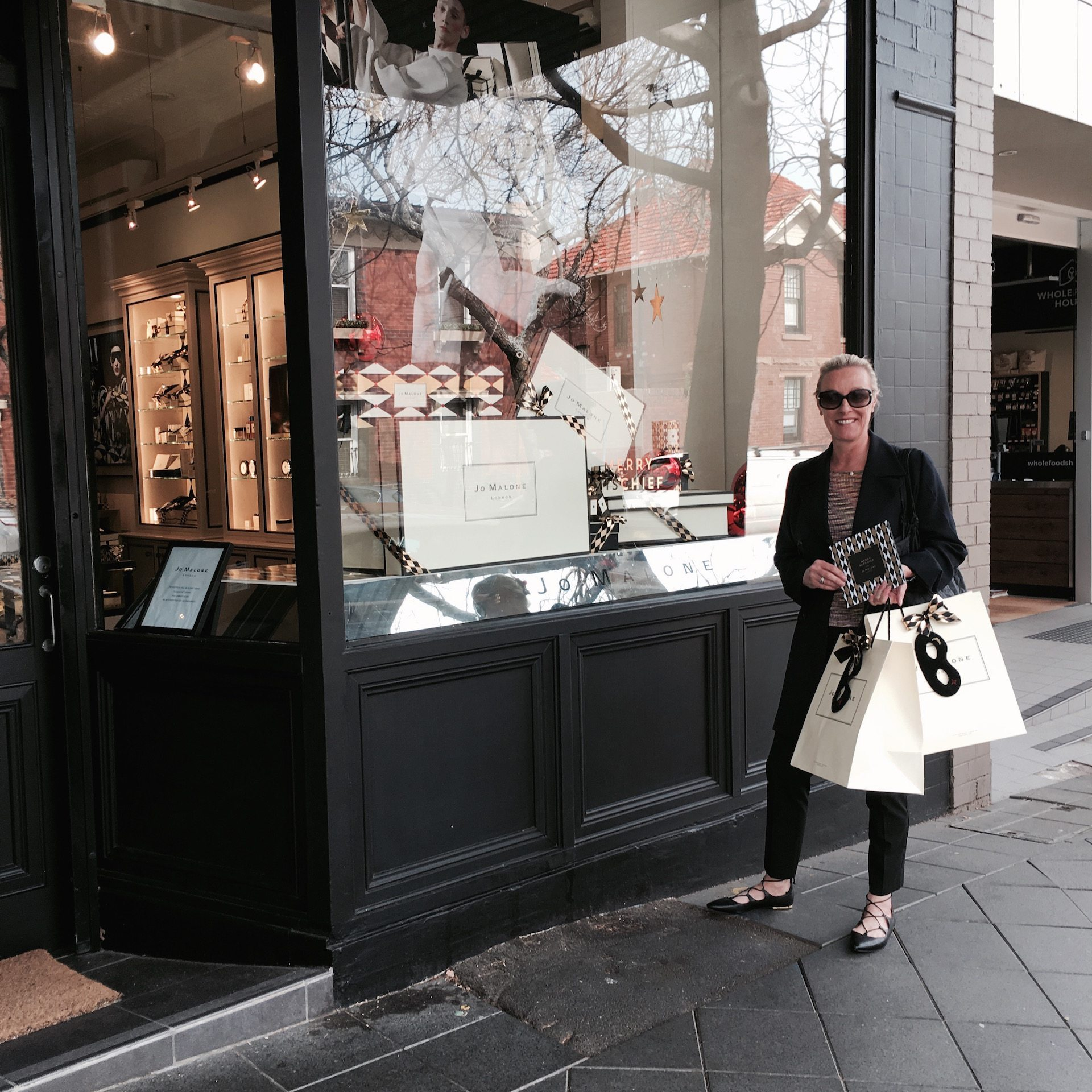 Fiona Coogan at Jo Malone