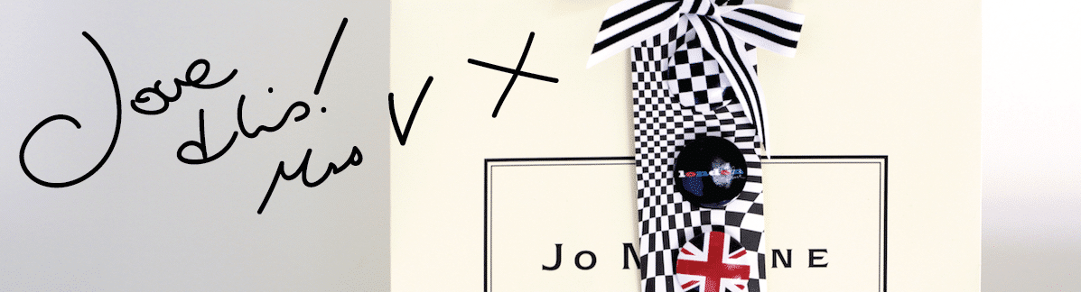 Jo Malone by Mrs V