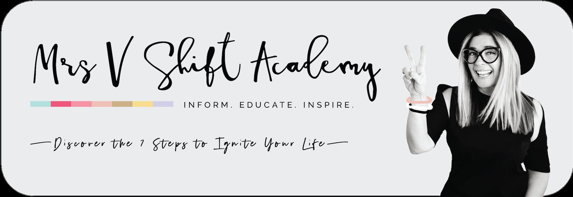 mrs v shift academy
