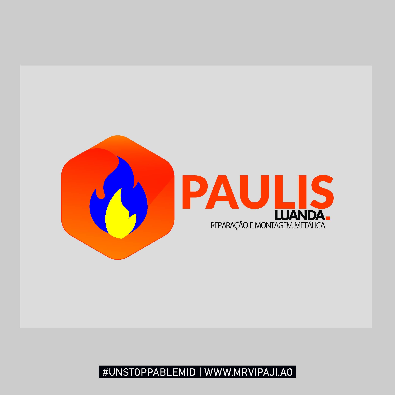 Criação da marca Paulis Luanda