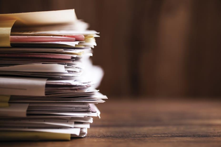 Quais documentos mais exigidos para obter empréstimos?