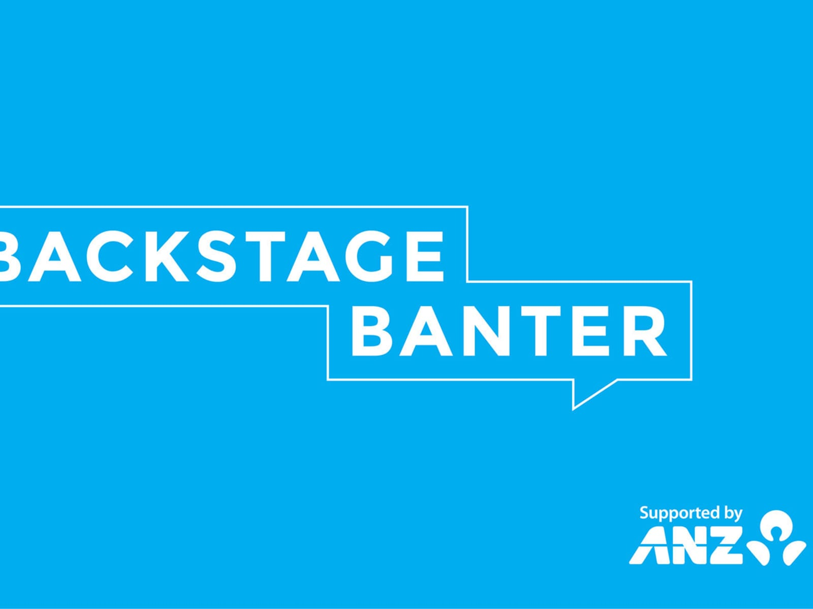 Artwork for Backstage Banter