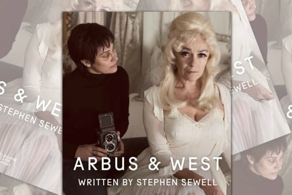 Artwork for Arbus & West Programme