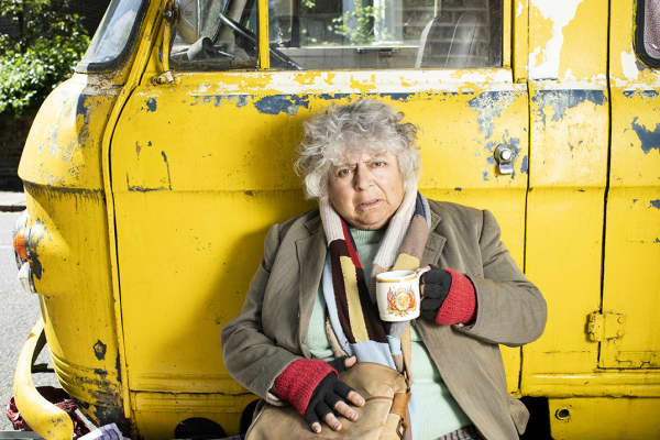 Artwork for In conversation with Miriam Margolyes