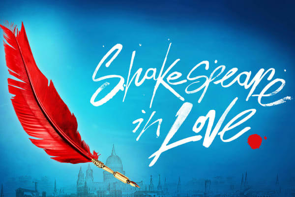 Artwork for Shakespeare in Love programme
