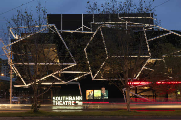 Southbank Theatre by Benjamin Healley