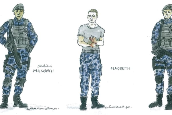 Macbeth costumes