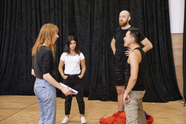 Artwork for The Actors Prepare
