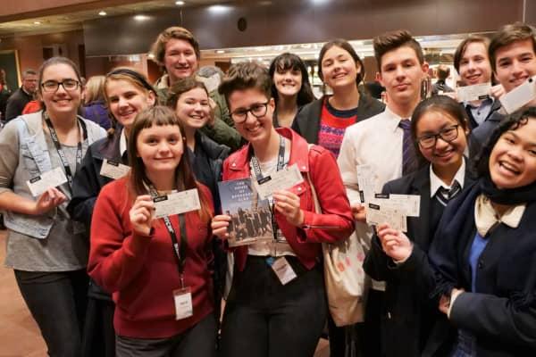 MTC Ambassadors at Arts Centre Melbourne.jpg