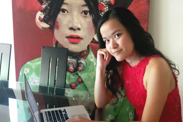 Artwork for Meet Merlynn Tong