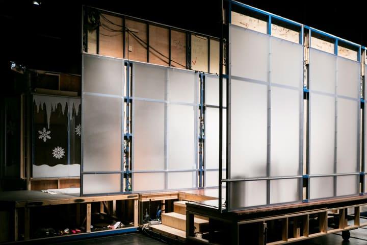 Backstage at Southbank Theatre. Photo: Brett Boardman