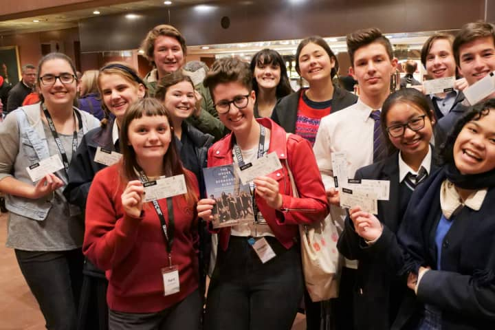 MTC Ambassadors at Arts Centre Melbourne.jpg