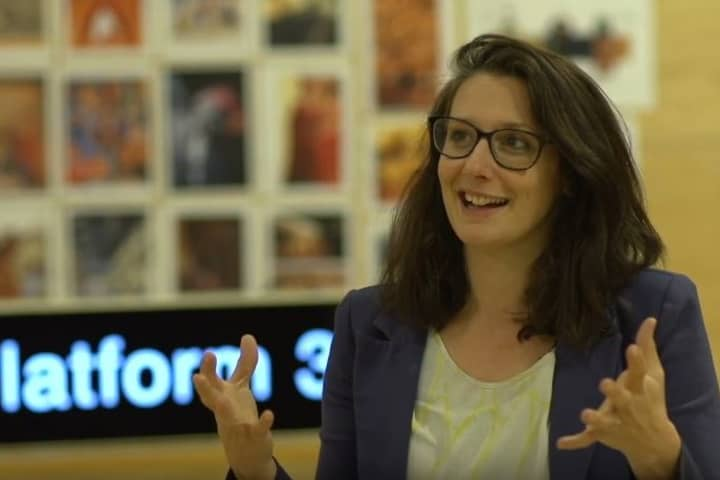 Melbourne Talam Director, Petra Kalive