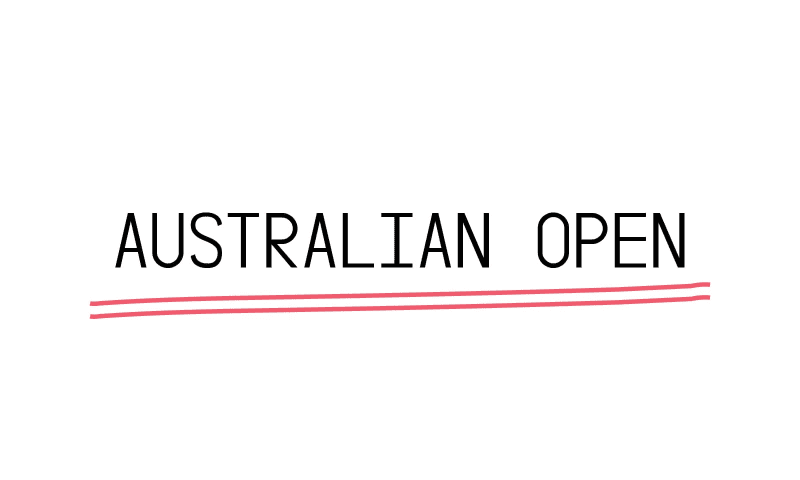 Artwork for Australian Open